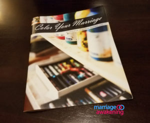 Marriage Awakening - Color Your Marriage