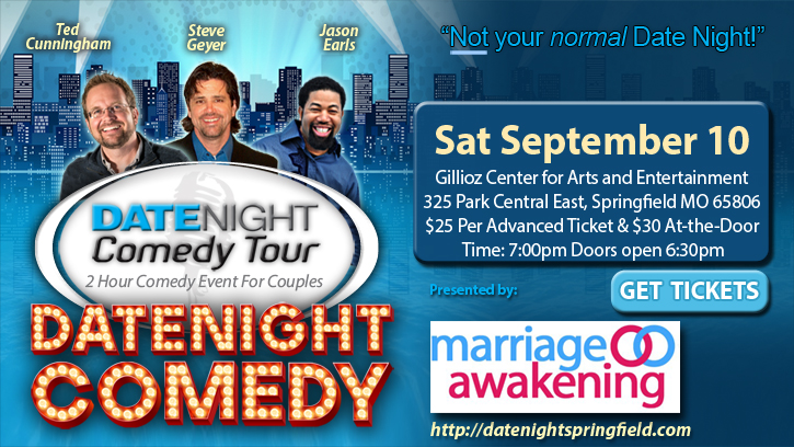 Marriage Awakening - Date Night Comedy